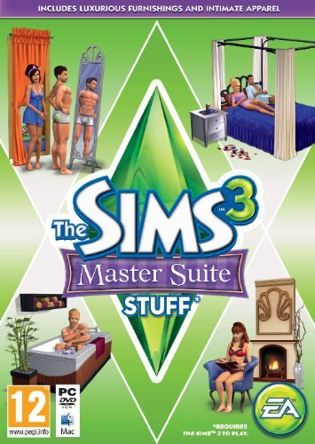 THE SIMS 3 MASTER SUITE STUFF EXPANSION PACK